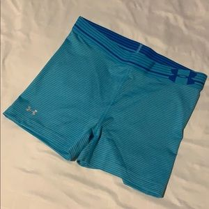 "Under Armour 3"" Compression Shorties"